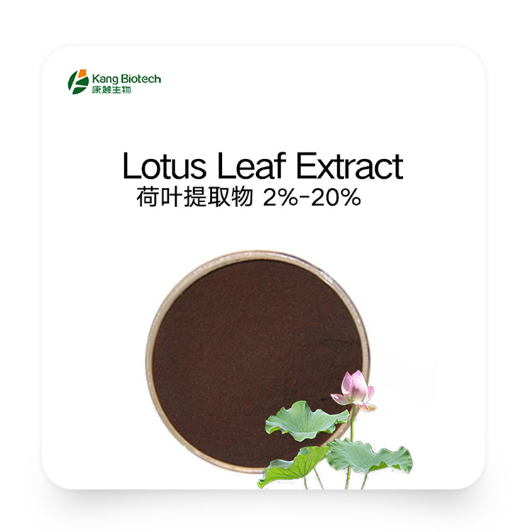Lotus Leaf Extracts(Nuciferine)
